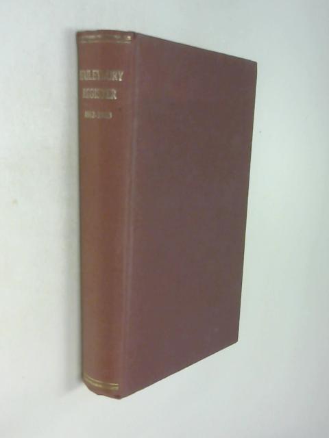 HAILEYBURY REGISTER 1862-1983 by Newcombe, W.F.L.