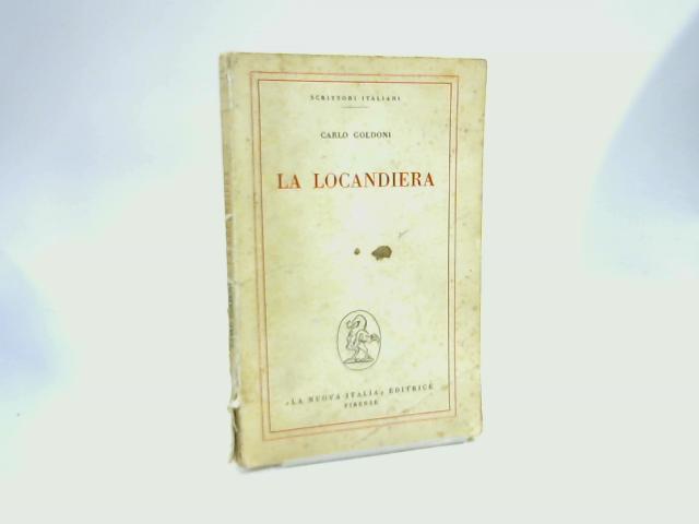 La Locandiera by Goldoni, Carlo