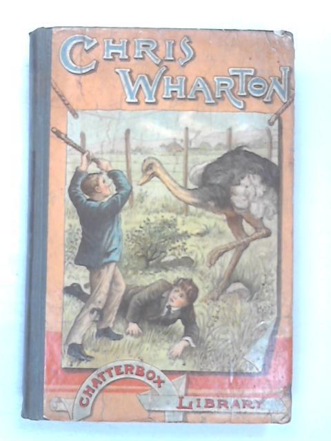 Chris Wharton by Blake, C. J.