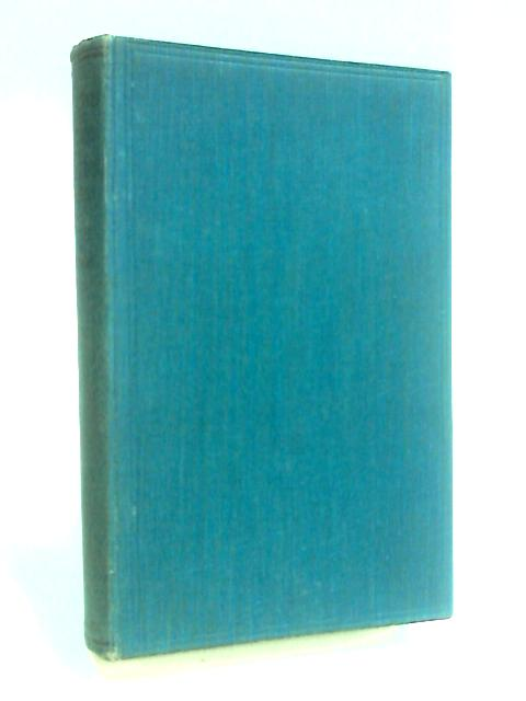 An Introduction to the Structure and Reproduction of Plants. by Fritch, F. E., Salisbury, E. J.