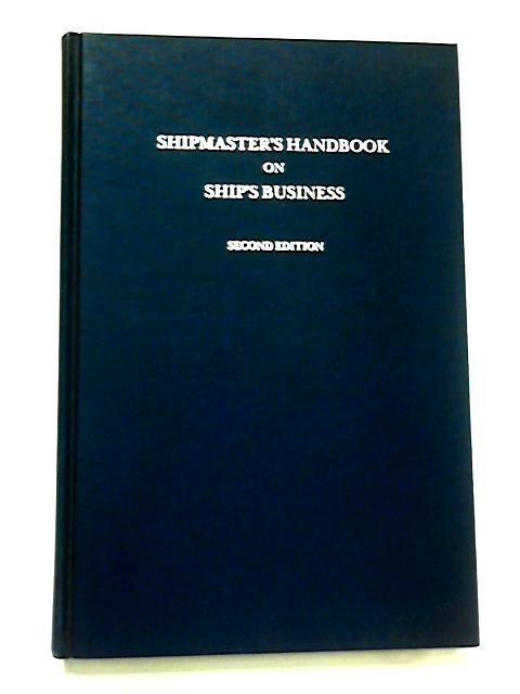 Shipmaster's Handbook on Ship's Business - english by James R. Aragon