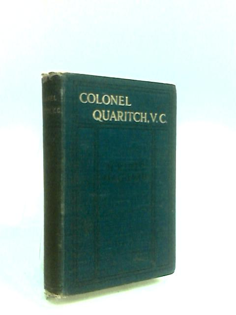 Colonel Quartitch by Haggard, H. Rider.