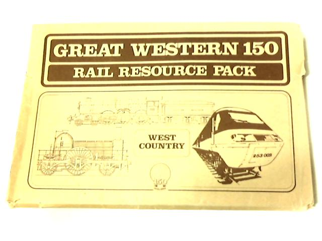 Great Western 150 Rail Resource Pack - West Country by Various