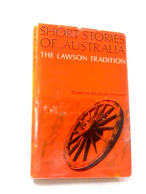 Short Stories of Australia by Lawson, Henry