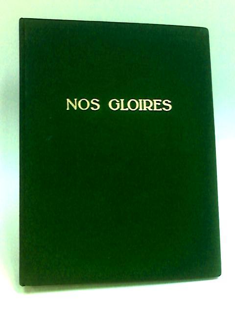 Collection nos Gloires Vol.III by Schoonjans, J.