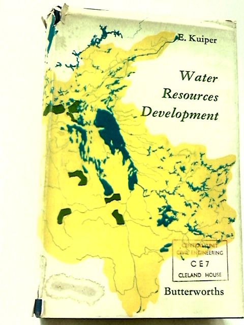 Water Resources Development by Kuiper, E.