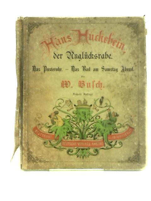 Hans Huckebein by Busch, W.