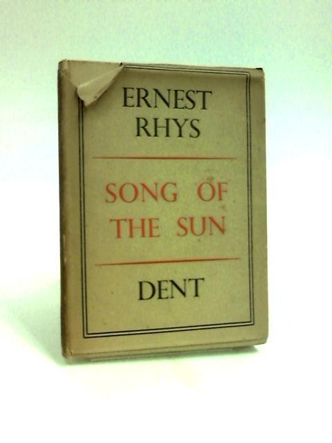 Song of the Sun by Rhys, E.