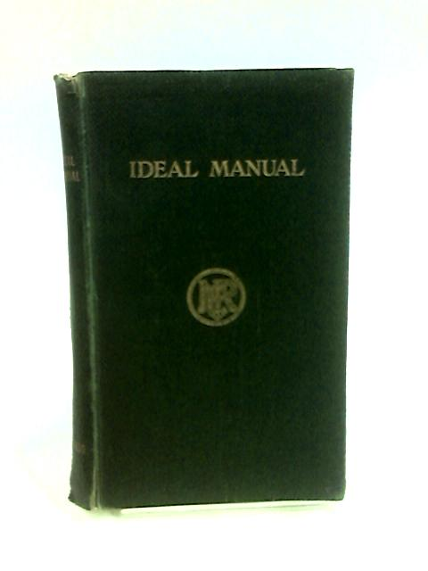 Ideal Manual by Anon
