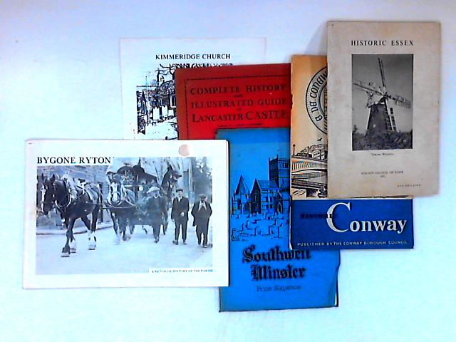 Set of 6 Guide Books to the History of English Towns by Various