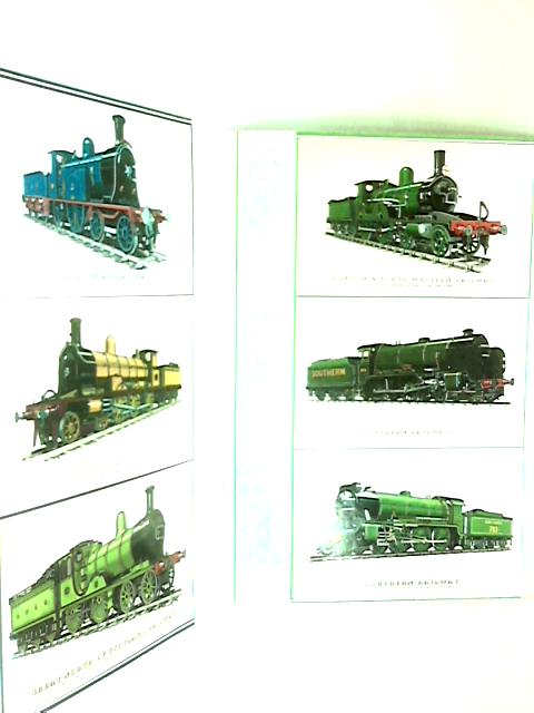 Railway Locomotives Collectors Reproductions. by na