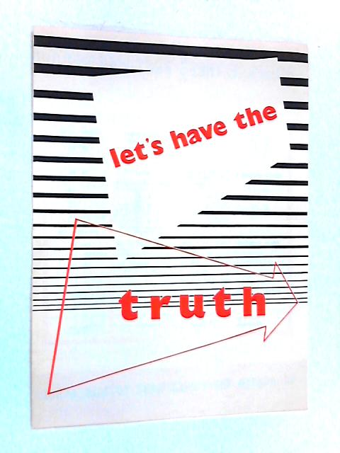 Let's Have the Truth by NA