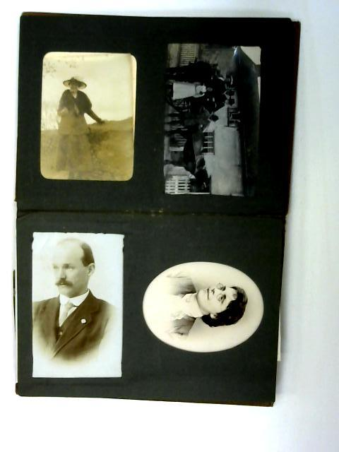 B&W Barnes Family Photo Album by Barnes