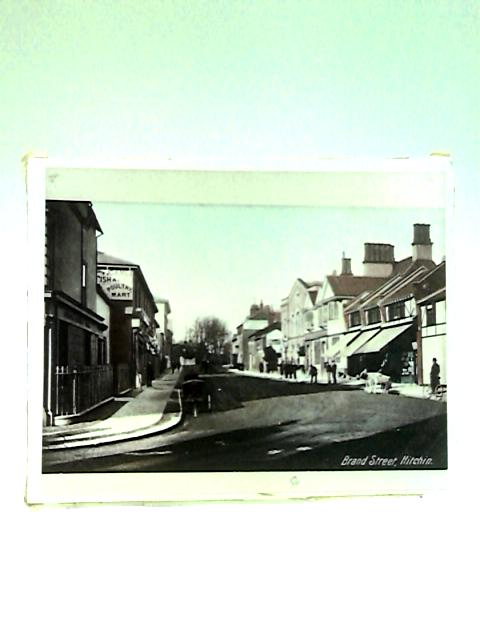 Brand Street, Hitchin (Print) by NA