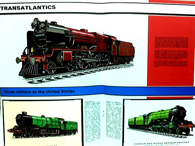 Collectors Reproductions - Railway Locomotives, Railed Transport No. 1 by NA