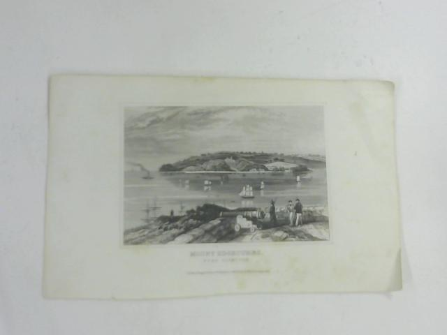 Mount Edgecumbe Near Plymouth. by NA