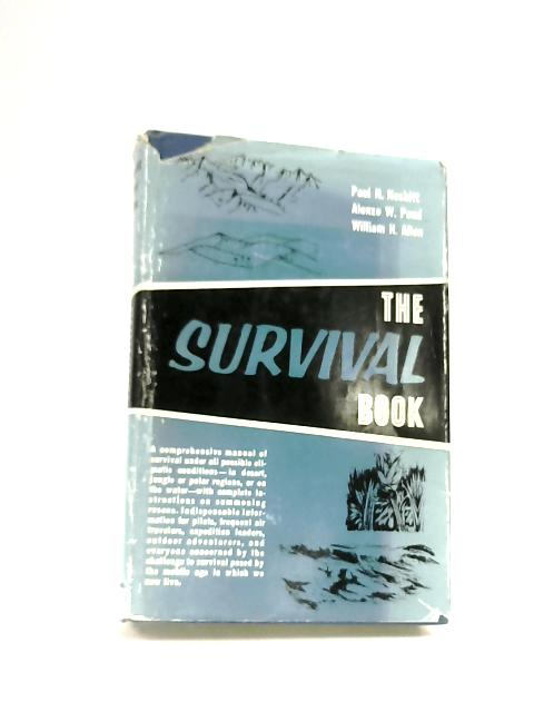 The Survival Book by Nesbitt, Paul Homer