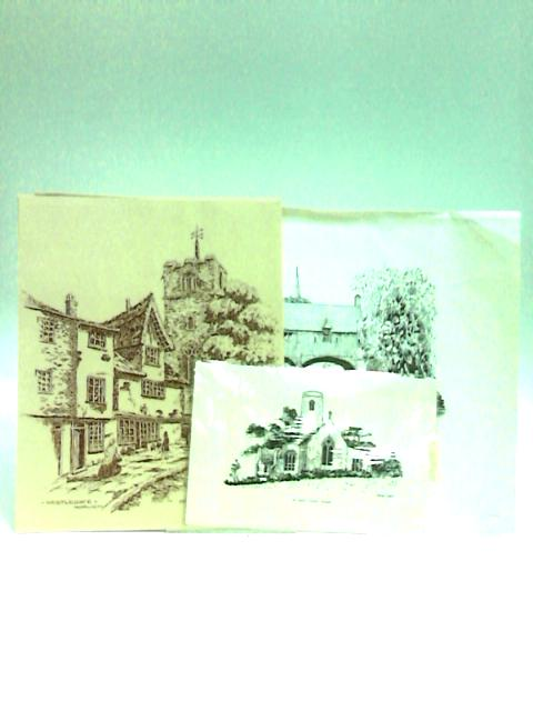 Illustrations of Churches and Old Buildings by Last, John et al
