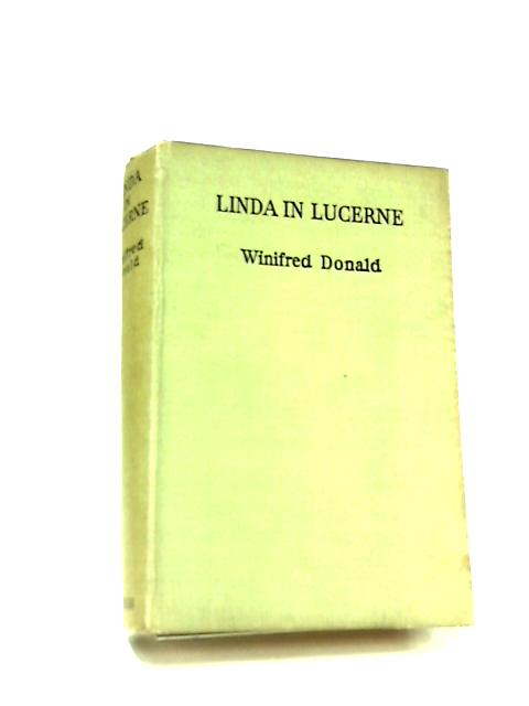 Linda in Lucerne by Winifred Donald