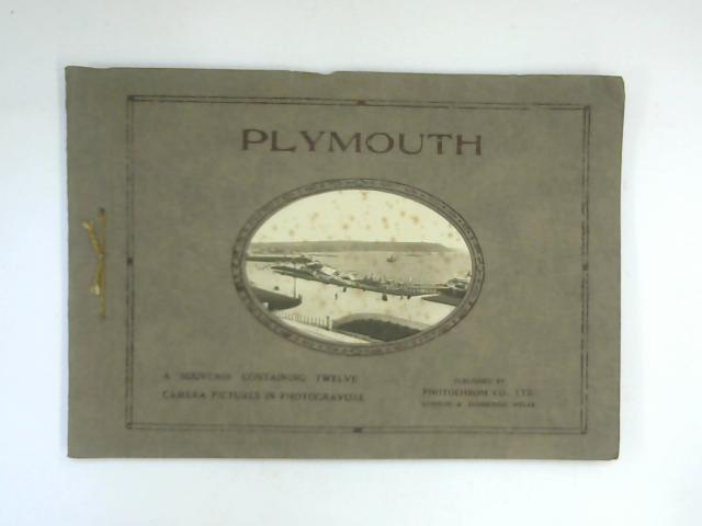 B&W Plymouth Photo Album by NA