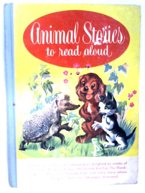 Animal Stories to Read Aloud by Crosby Newell (illus)