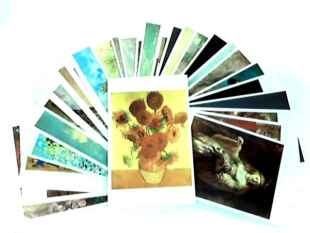 30 Classic Art Postcards by NA