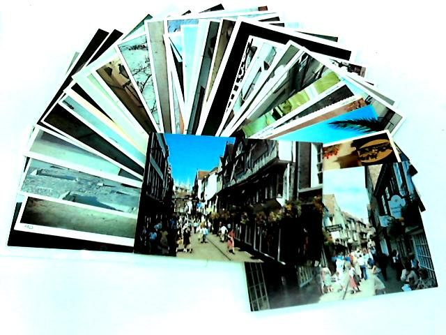 30 Postcards of Towns by NA