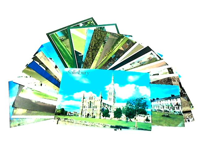 Selection of 30 Postcards featuring Buildings by NA