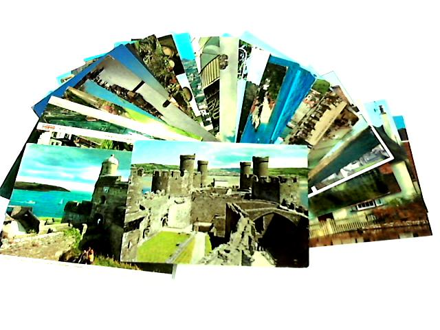 30 Postcards of Buildings and Places by NA