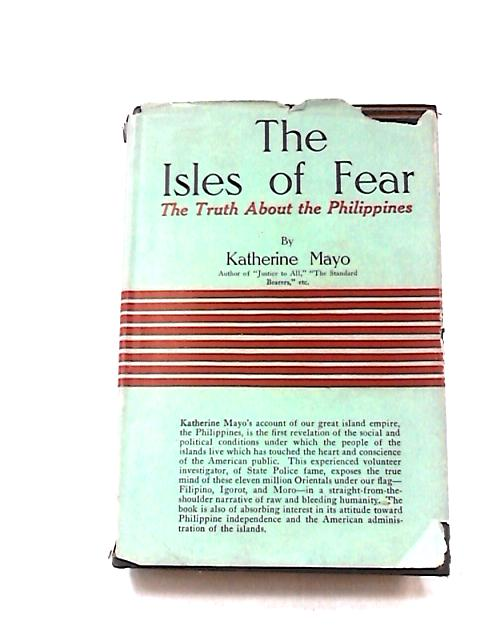 The Isles of Fear by Mayo, Katherine