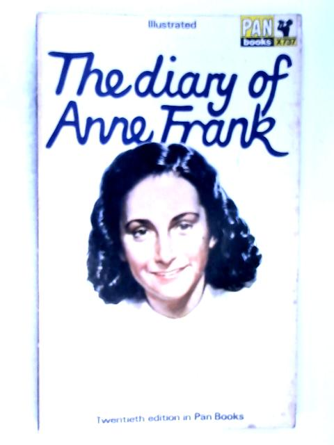 The Diary of Anne Frank by Frank, Anne