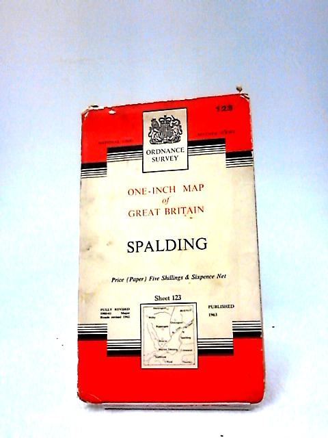 Ordnance Survey One-Inch Map of Spalding by Ordnance Survey
