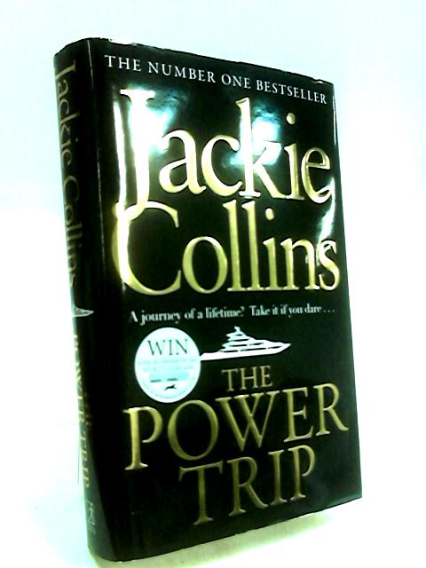 The Power Trip By Collins, Jackie.