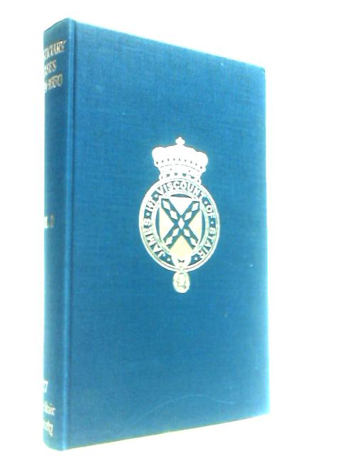 Selected Justiciary Cases Vol.II 1624-50 by Smith, J. Irvine.