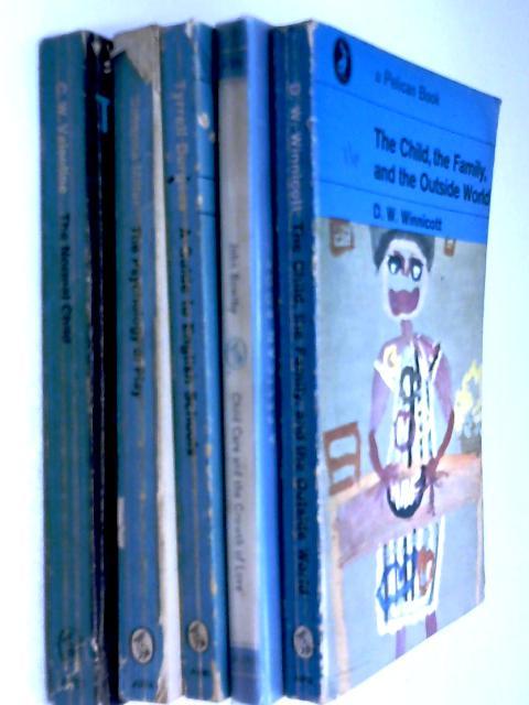 Set of 5 Children Based Pelican Paperbacks. by Various