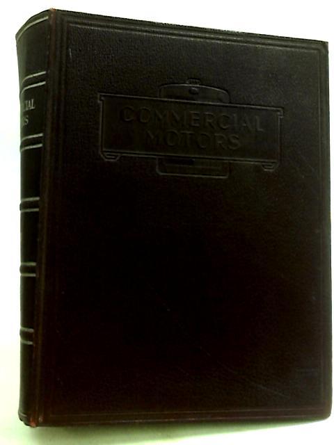 Commercial Motors Volume III by Hall, H. Scott.