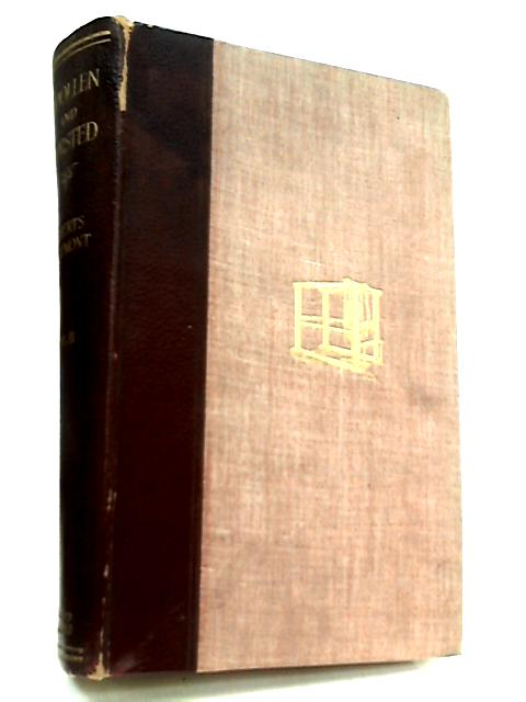 Woollen and Worsted Divisional Vol. II by R. Beaumont