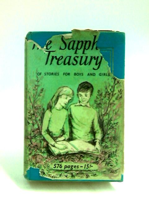 The Sapphire Treasury Of Stories For Boys & Girls by Avery, Gillian.