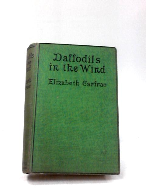Daffodils in the Wind by Elizabeth Carfrae