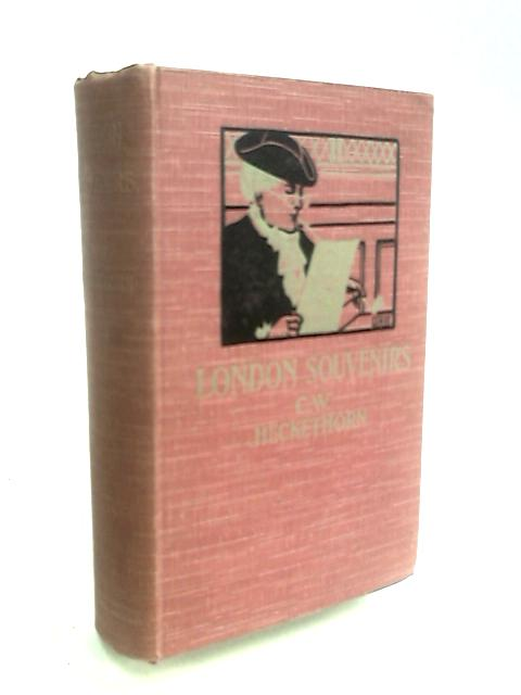 London Souvenirs by Heckethorn, Charles William