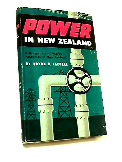 Power in New Zealand by Bryan H. Farrell