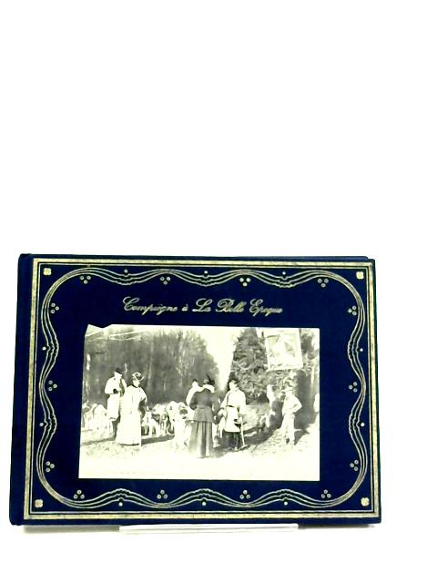 Compiegne Belle Epoque by P. & J. Lecuru