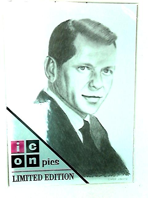 Frank Sinatra sketch print limited Edition (Number 14) by Csaba Zoller
