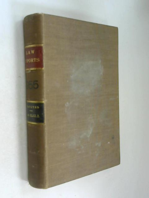 The public general acts and church assembly measures 1955. By Various.
