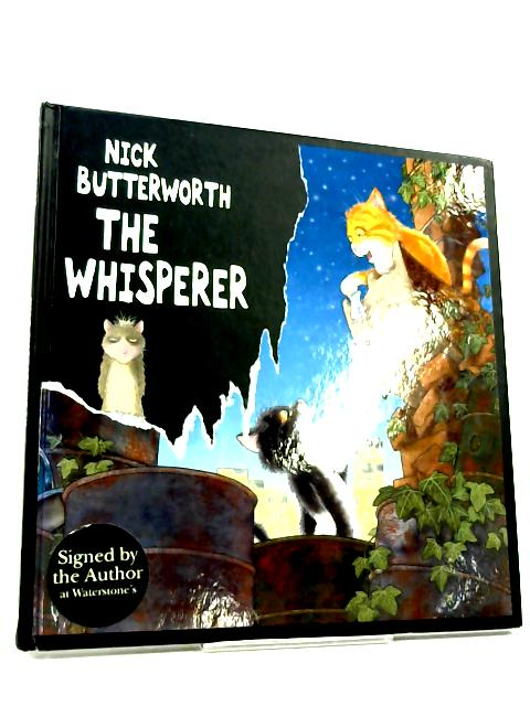 The Whisperer by Butterworth, Nick
