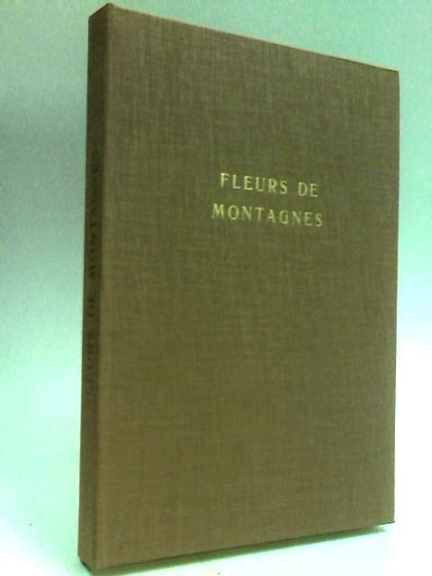 Fleurs de Montagnes by Meierhofer, Baumberger