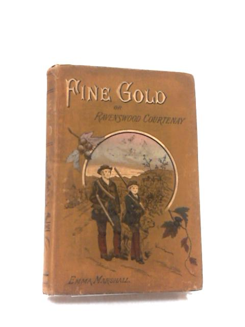 Fine Gold or, Ravenswood Courtenay by Emma Marshall