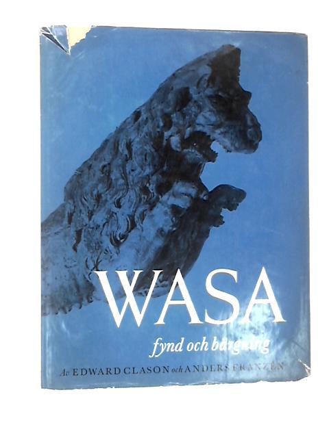 Wasa Fynd och Bargning by Edward Clason