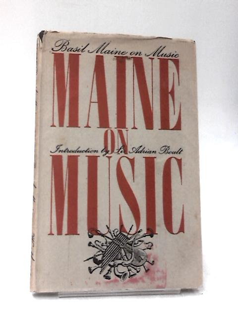 Basil Maine on Music by Basil Maine