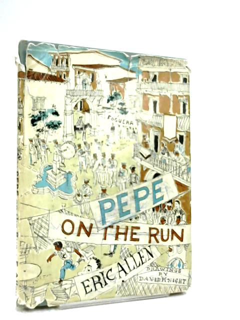Pepe on the Run by Eric Allen
